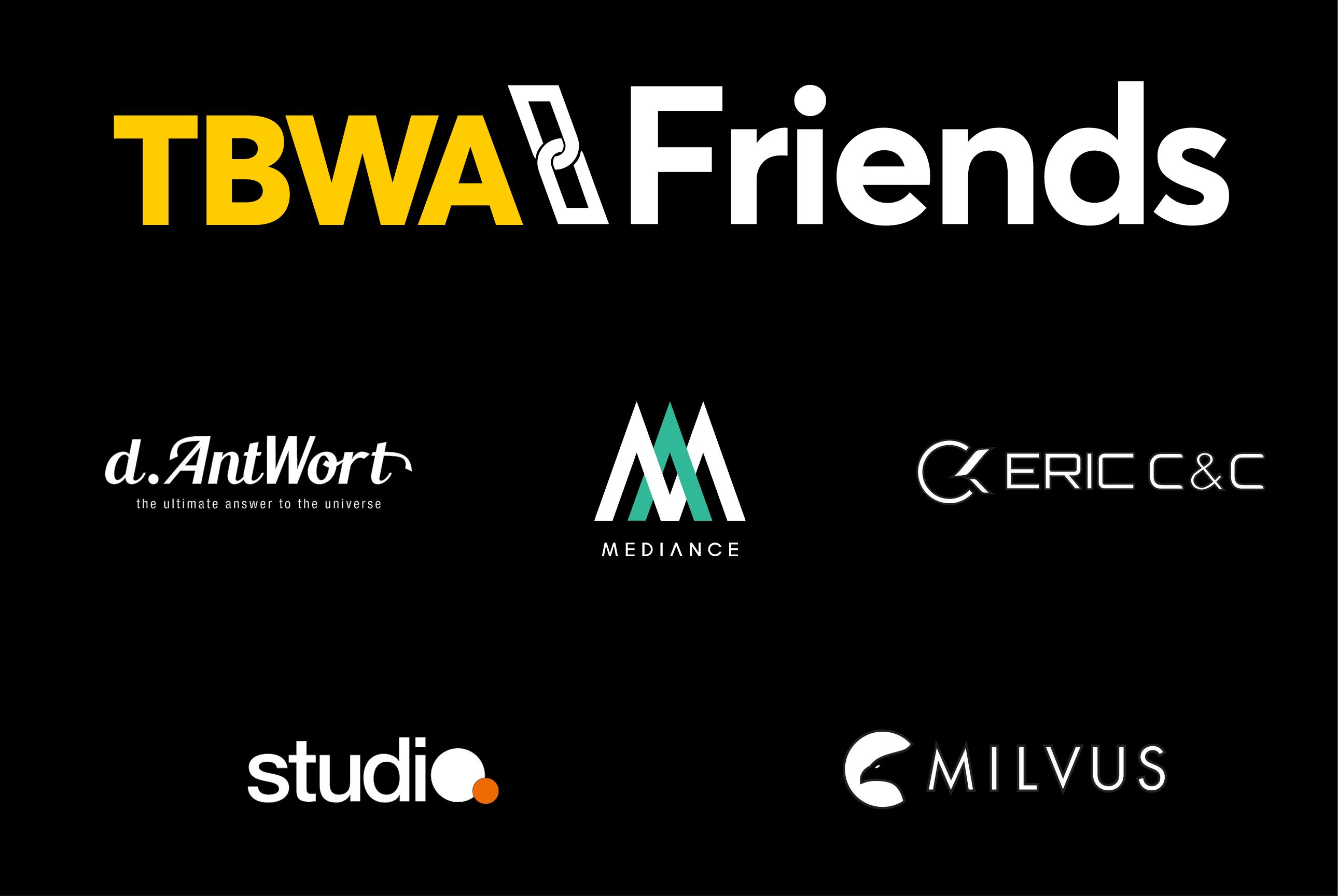 TBWA코리아, 'TBWA 프렌즈(TBWA Friends)' 공식 출범